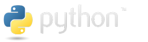 この画像には alt 属性が指定されておらず、ファイル名は python-logo.png です